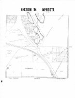 Mendota Heights Section 34, Dakota County 1964